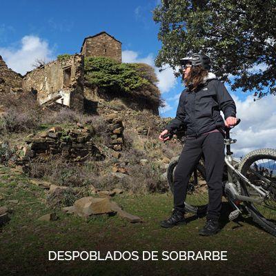Rutas en e-bike pueblos abandonados